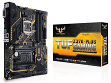 ASUS TUF Z370-PLUS GAMING LGA 1151 Motherboard